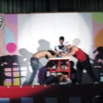 部活対抗腕相撲大会