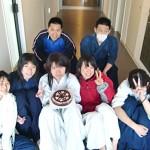 田中(恵)の誕生日♪