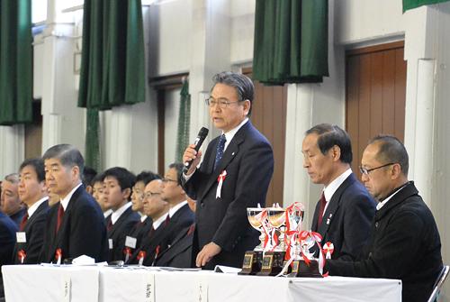 武蔵大学剣道部杯高校生剣道錬成大会02